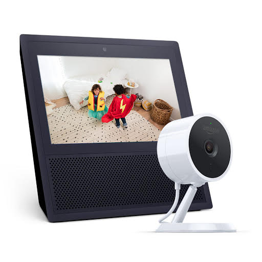 Cloud Cam streaming on an Echo Show        Amazon