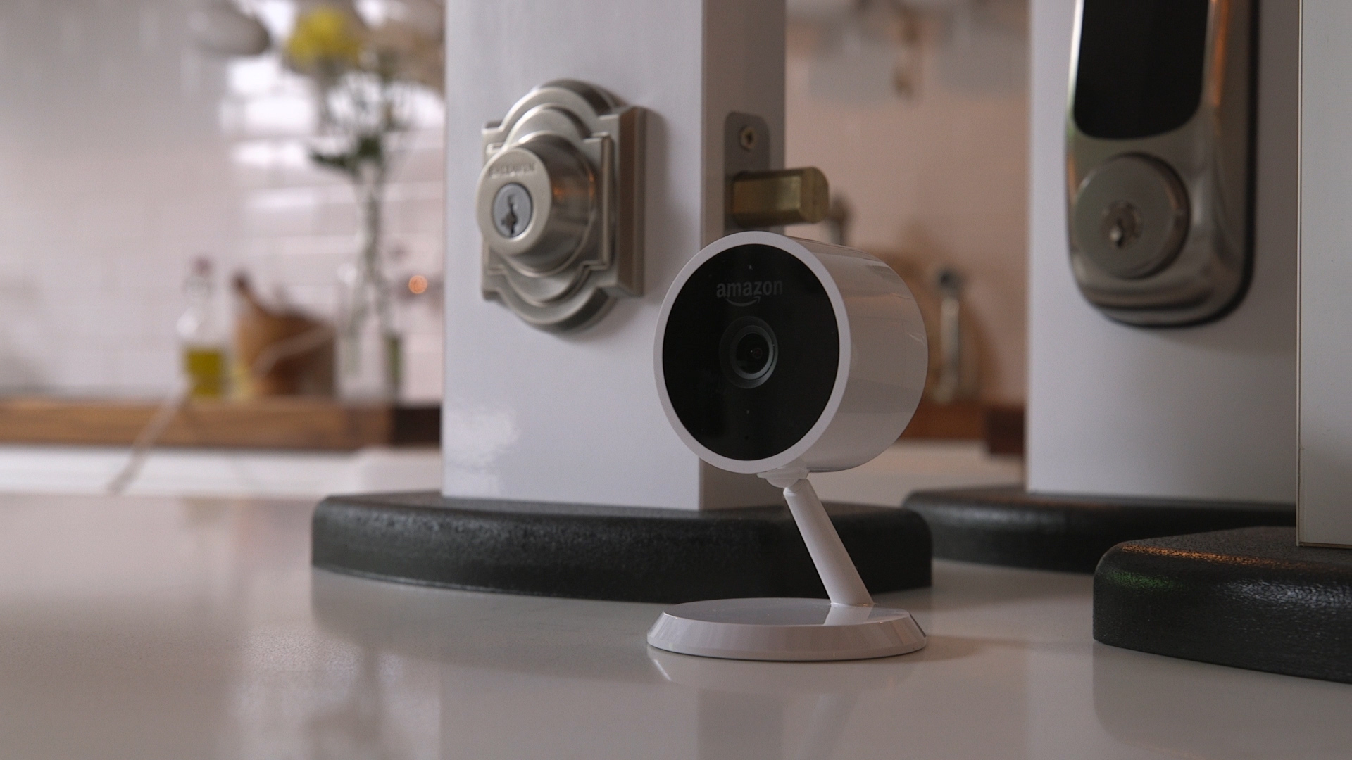 Amazon's New Smart Lock Lets Amazon Delivery People Into Your House