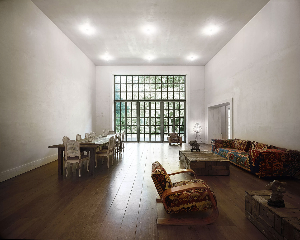 Ugo Rondinone's House No. 1 is on the market for $5.35M