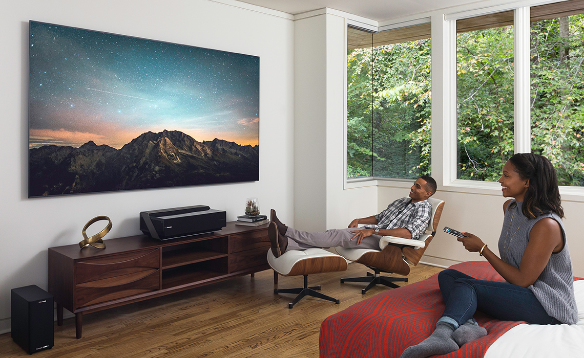 Hisense S 100 Inch 4k Laser Tv Can Be Yours For 9 999