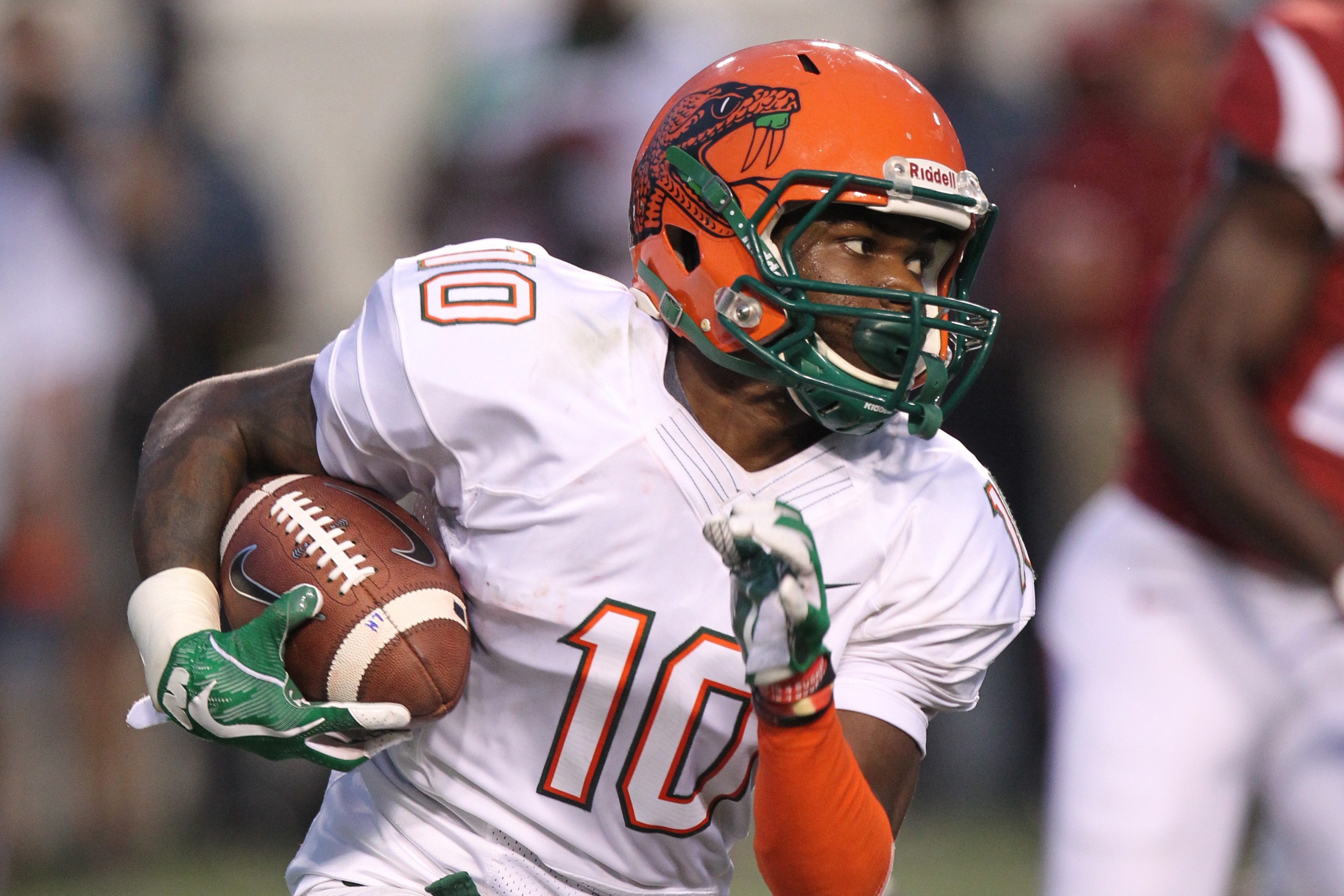 NCAA Football: Florida A&M at Arkansas