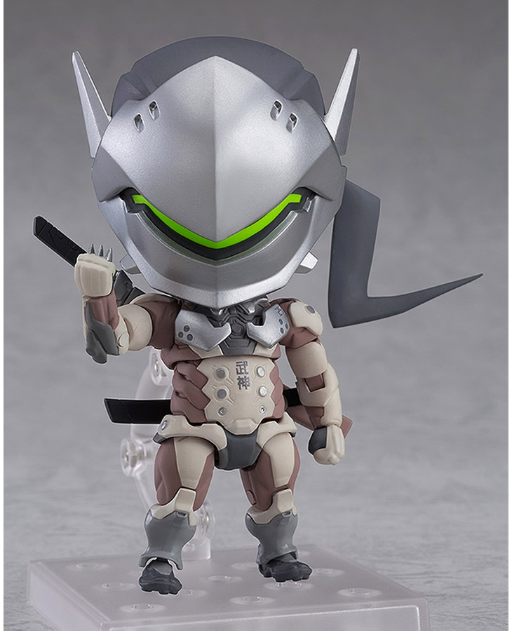 Overwatch S Genji And Hanzo Get Cute In New Nendoroid