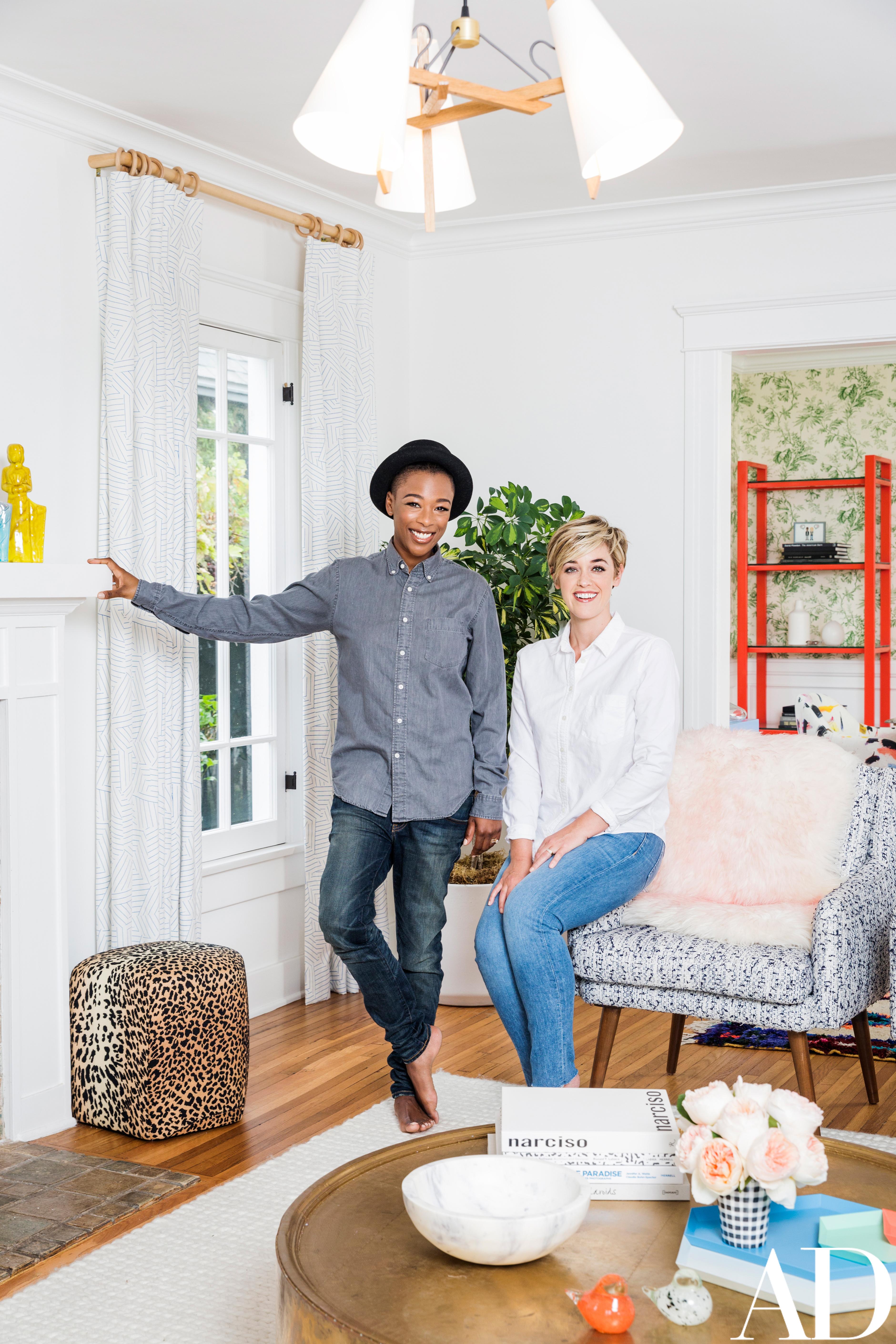 Inside The La Home Of Orange Is The New Black Writer