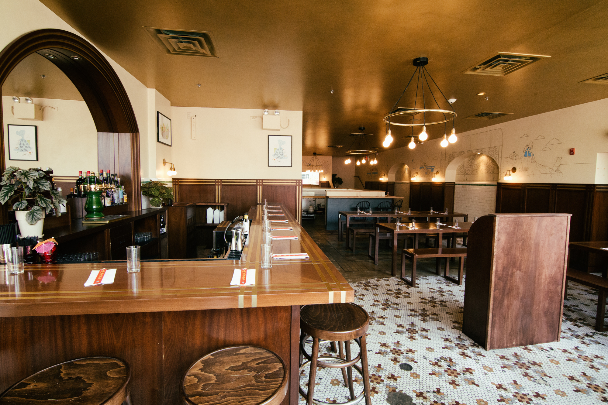 A Perpetually Packed Providence Restaurant Moves to Bigger Digs