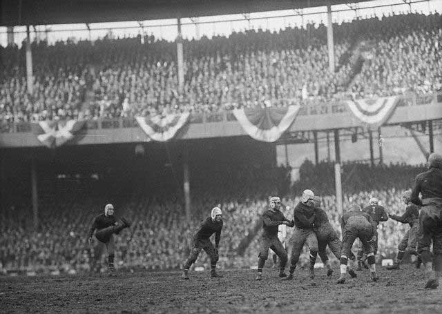How One Player Saved The New York Football Giants Big