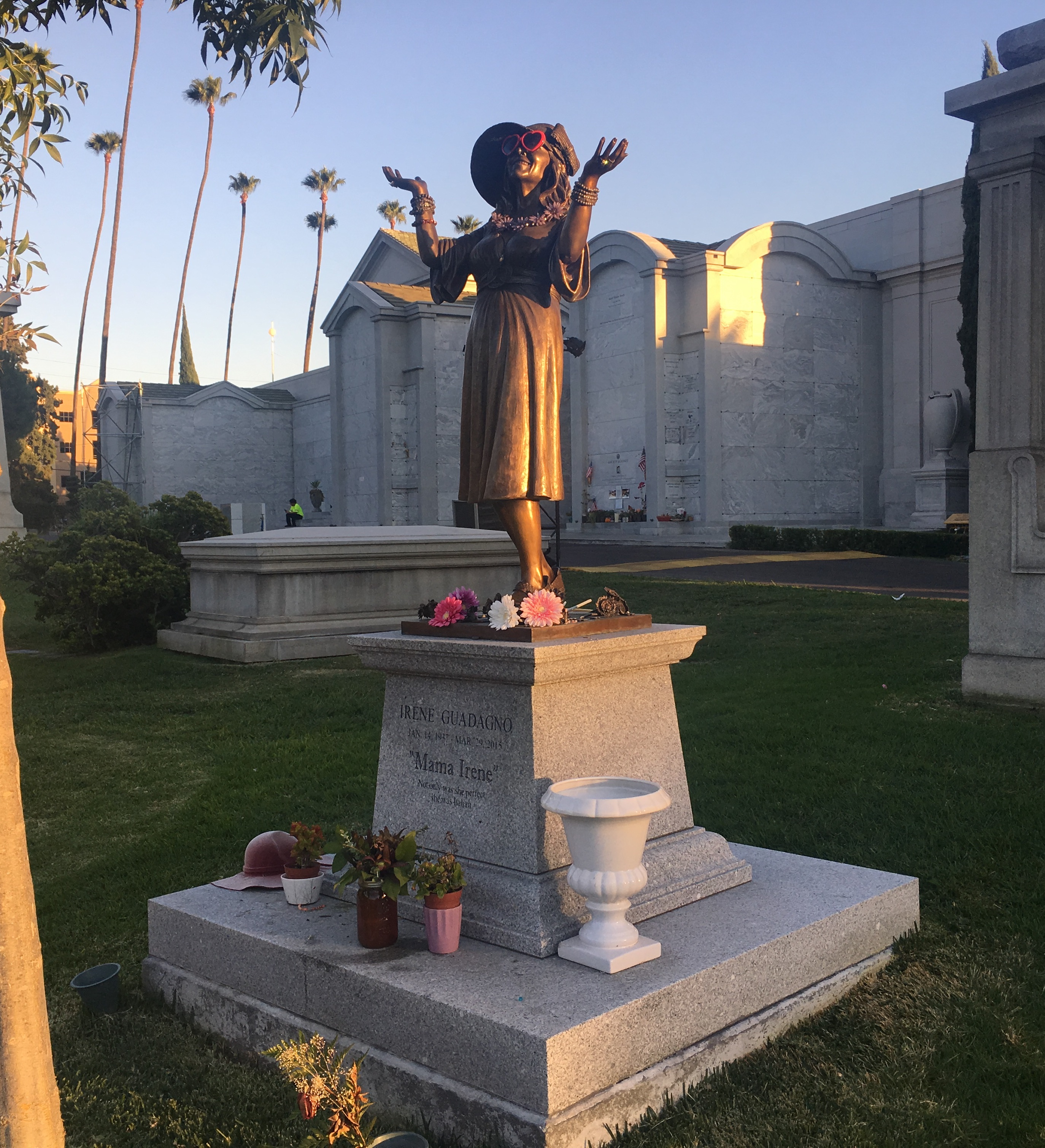 From Johnny Ramone To Chris Cornell The Musicians Buried