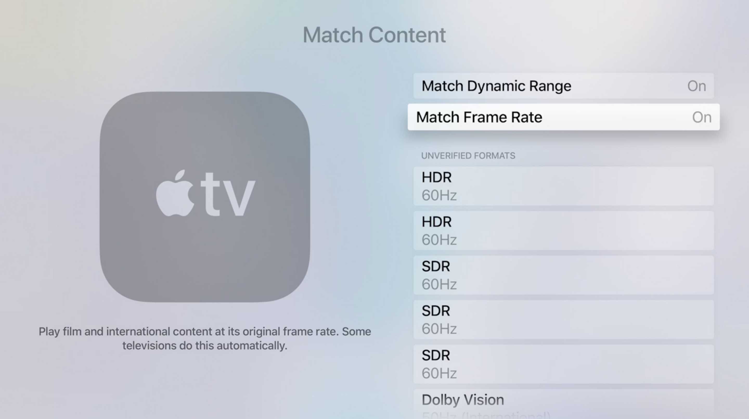 Troubleshooting apple tv gallery free troubleshooting examples apple has a fix to one of the biggest issues with the apple tv 4k screenshot asfbconference2016 Choice Image