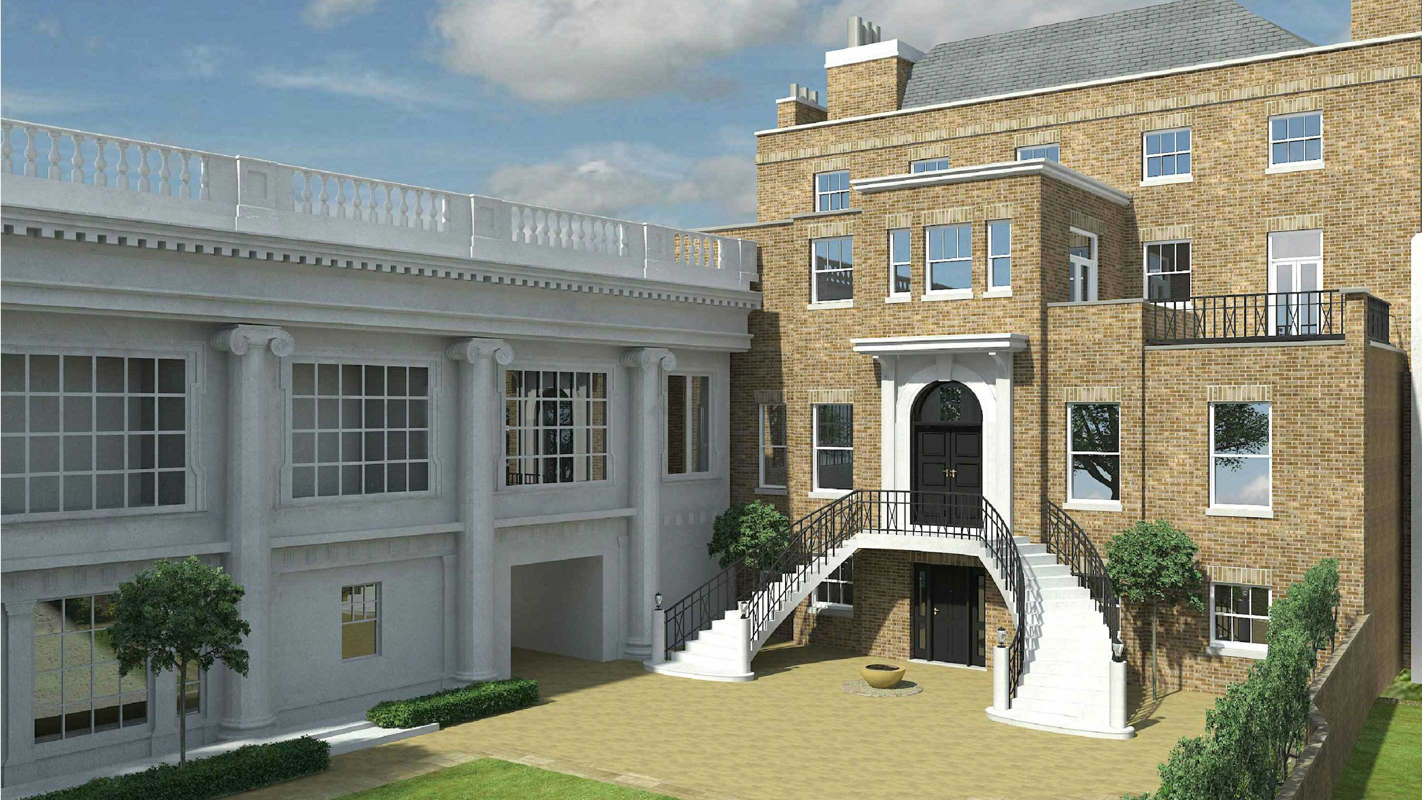 Landmark London Mansion Doughty House Wants 132m Curbed