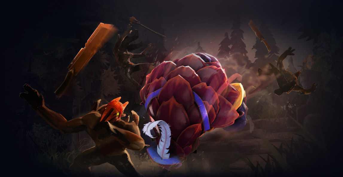 major gameplay changes in dota 2 s 7 07 patch the flying courier