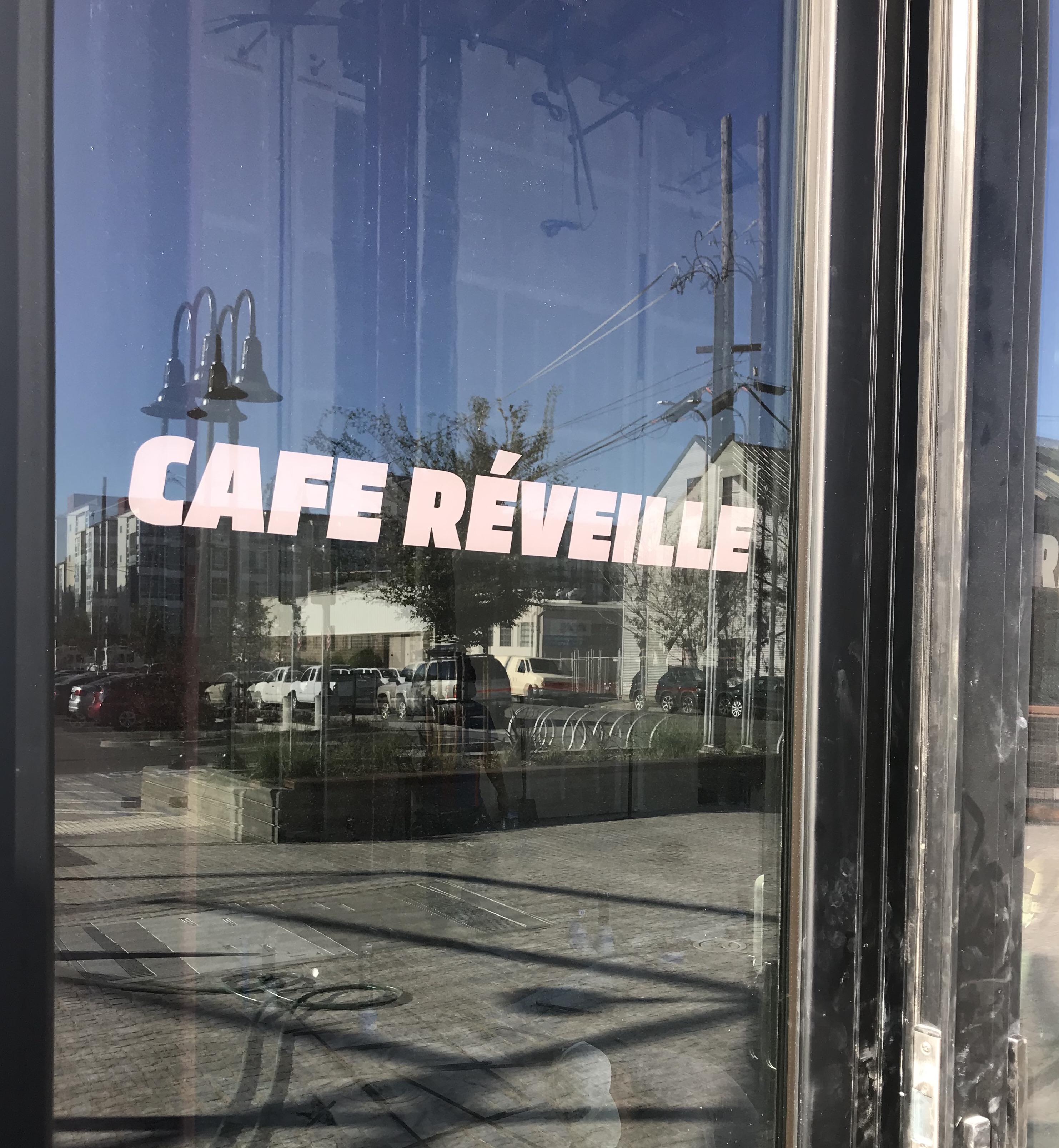 Cafe Newbury Breakfast