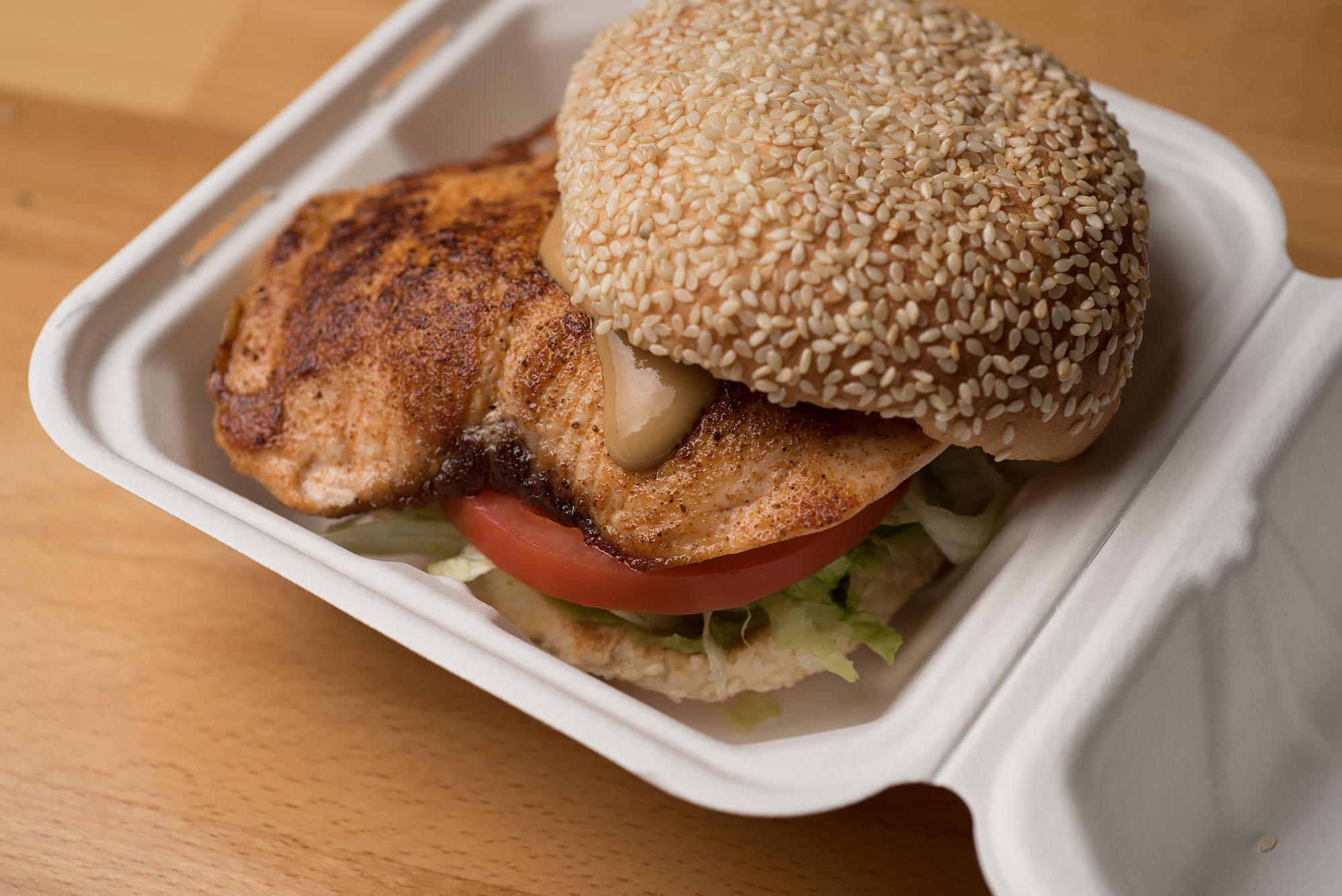 Michael and Bryan Voltaggio s STRFSH Grills Fish Sandwiches in