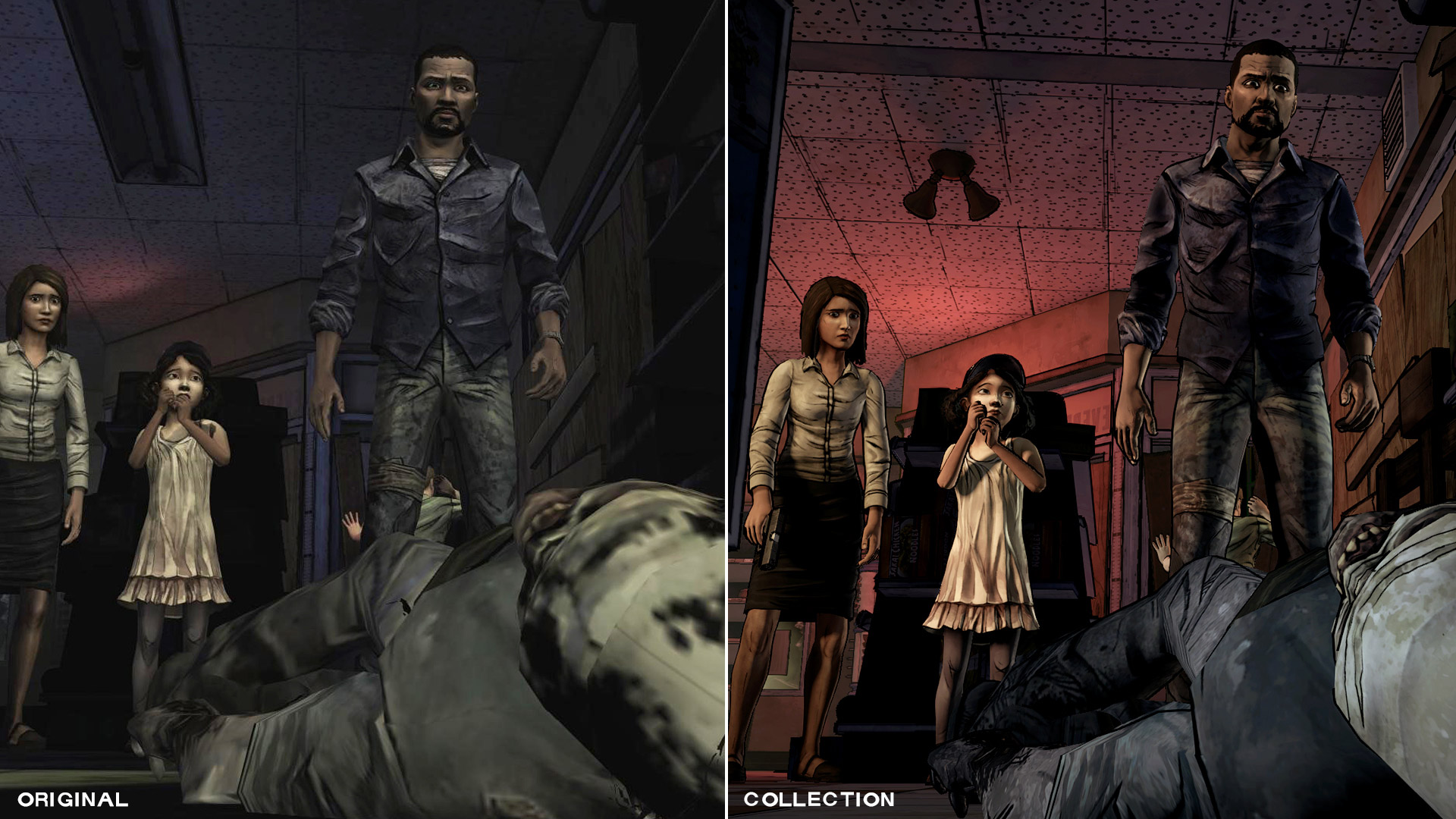 The Walking Dead: The Telltale Series Collection shuffles into stores December 5