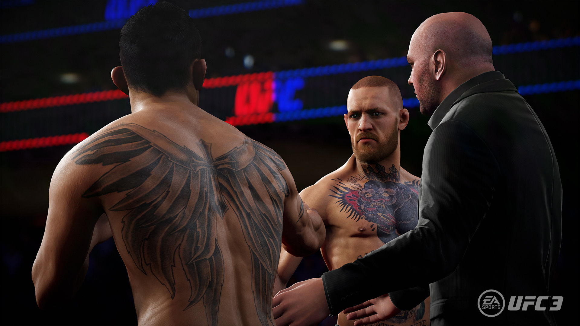 Ea Sports Ufc 3 Announced For Xbox One Ps4 Update Polygon Sony 2 Vancouver Electronic Arts