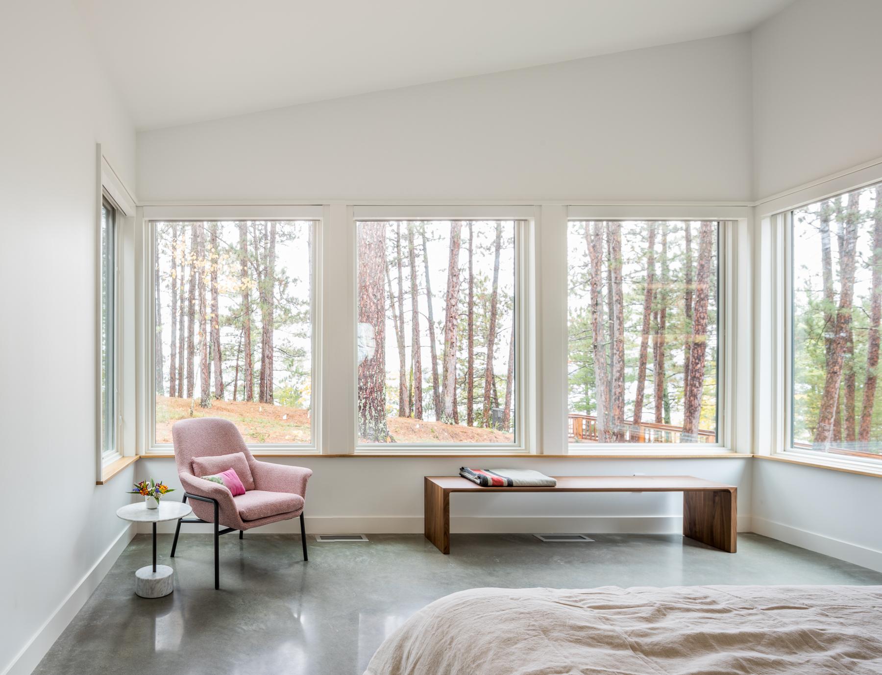 This Scandinavia Inspired Lake Home Is A Sweet Modern