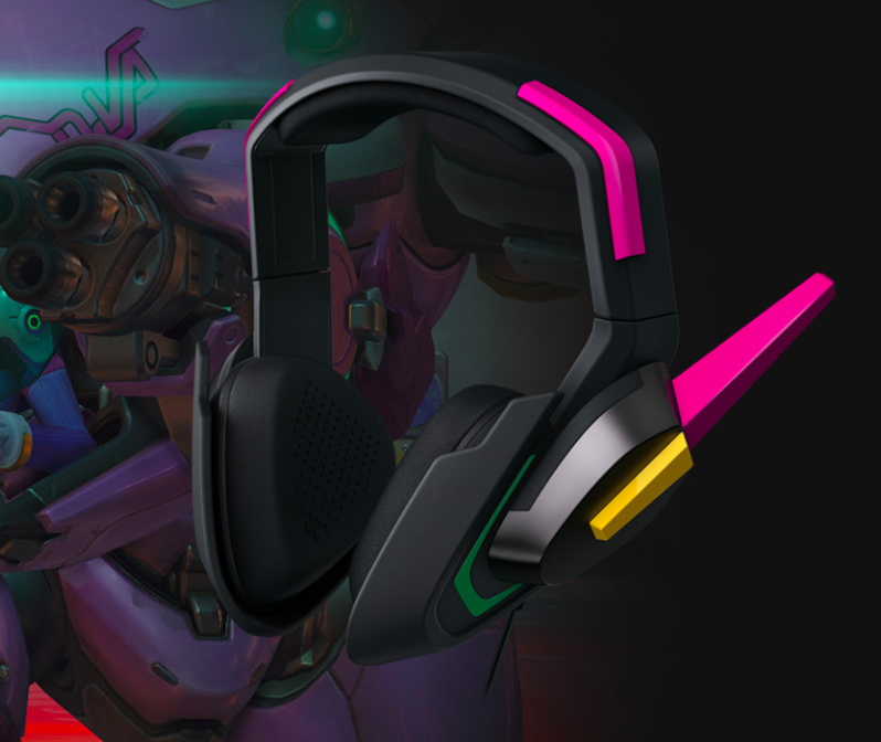 Razer announces new D.Va-themed peripherals at Blizzcon