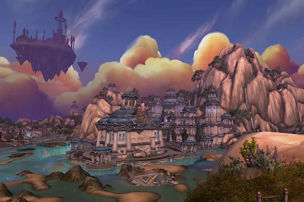 Battle for Azeroth: World of Warcraft returns to its roots ...