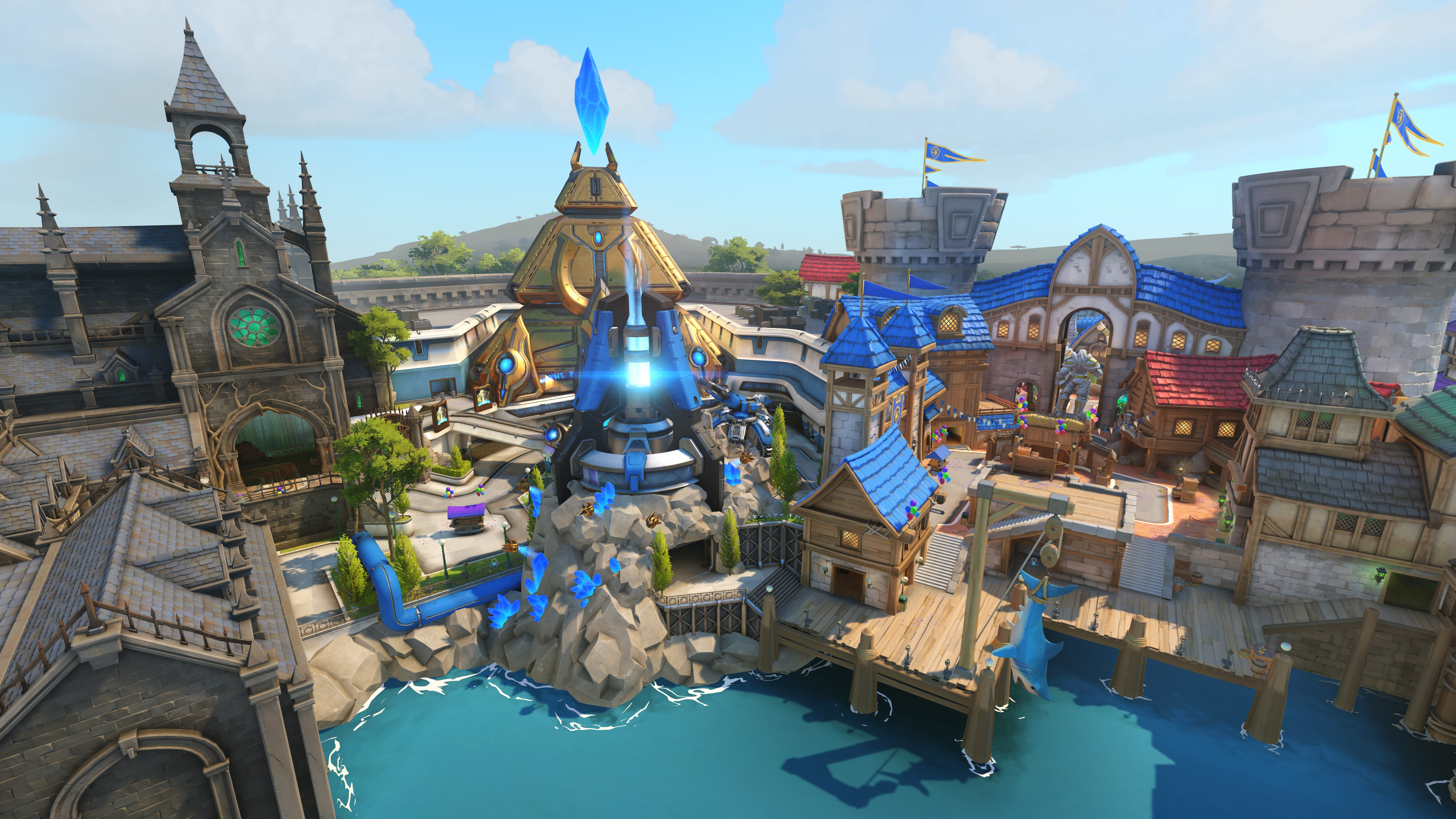 New Overwatch map is a Blizzard theme park: Blizzard World (update) - Polygon
