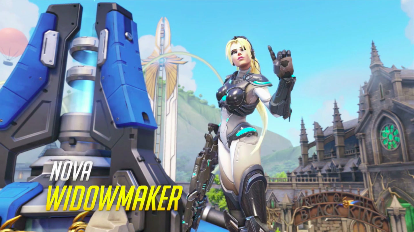 widowmaker nova skin
