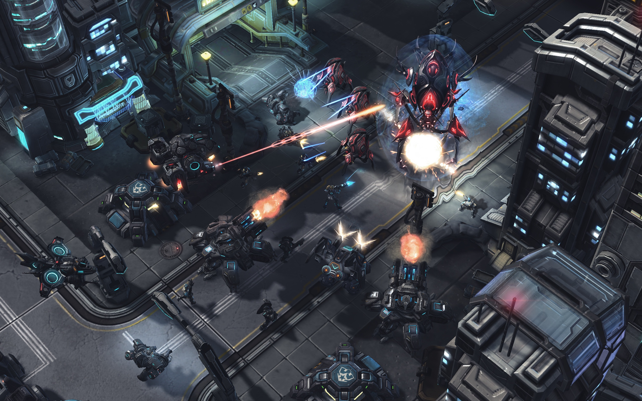 Starcraft 2 will be going free to play on November 14