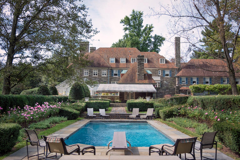 extravagant villanova mansion from 1930s asks 6 9m curbed philly