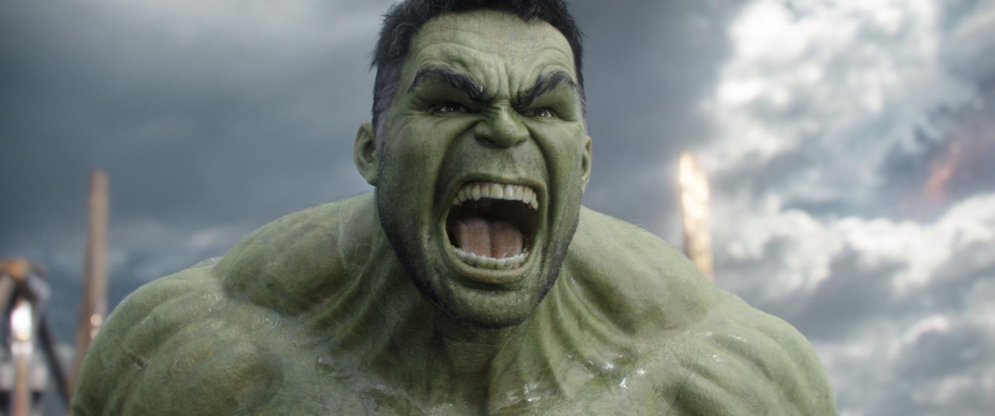 Image result for thor ragnarok hulk