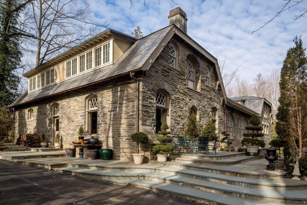 Carriage House From Historic Newtown Square Estate Asks 2