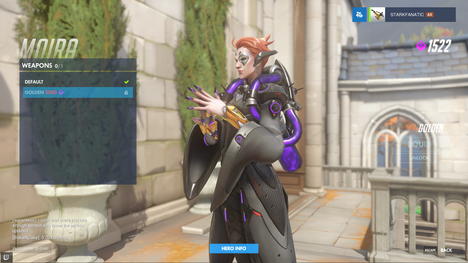 Moira hits Overwatch PTR with an array of awesome ...