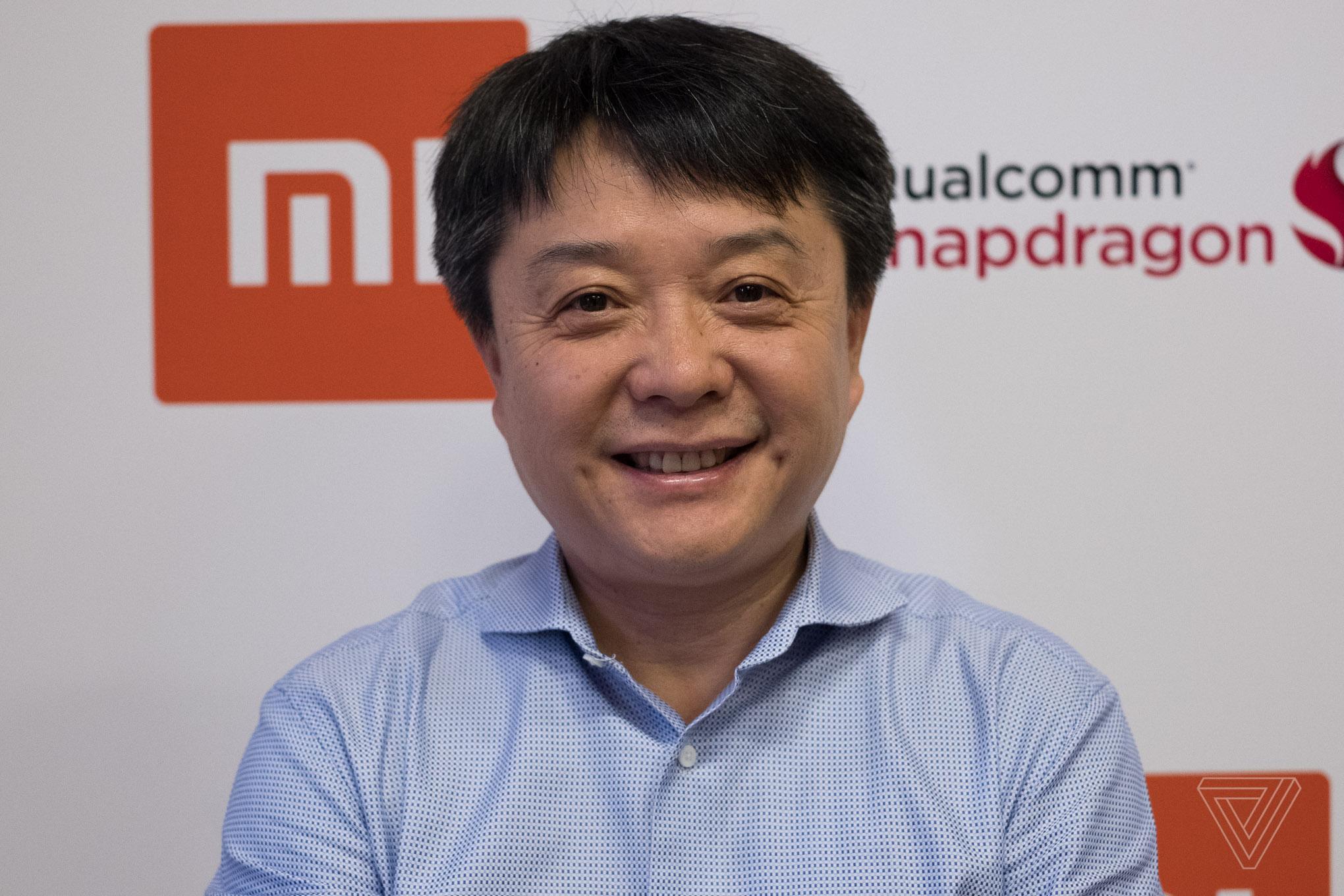 Wang Xiang, Xiaomi