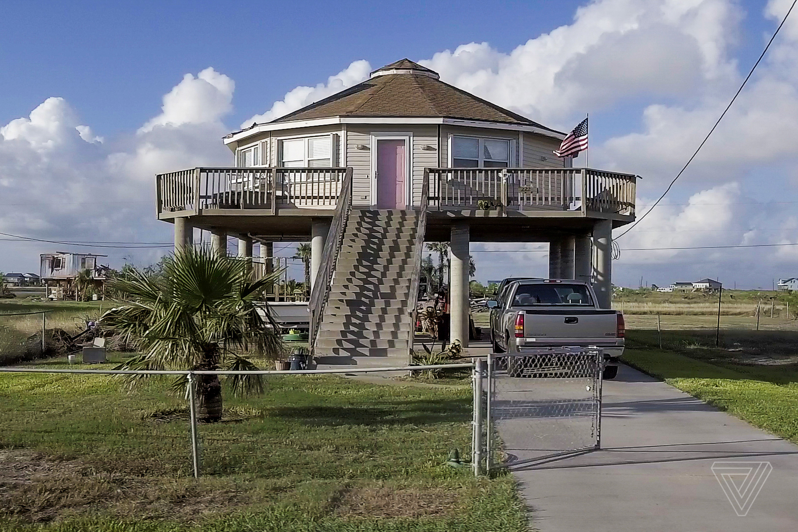 This hurricane-proof home can withstand powerful storms, thanks to ...