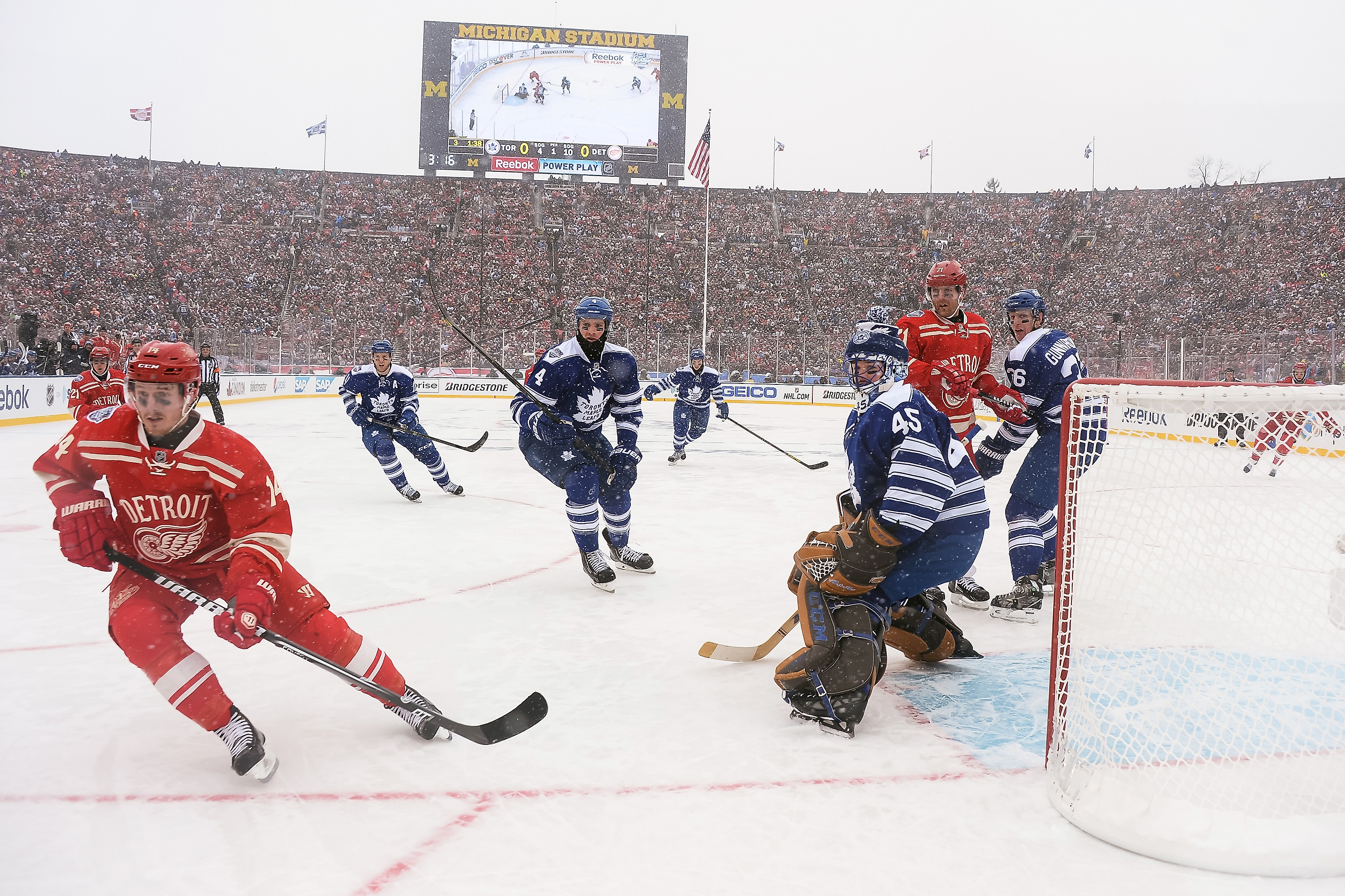 NHL unveils slate of 2016-17 outdoor games | NHL.com
