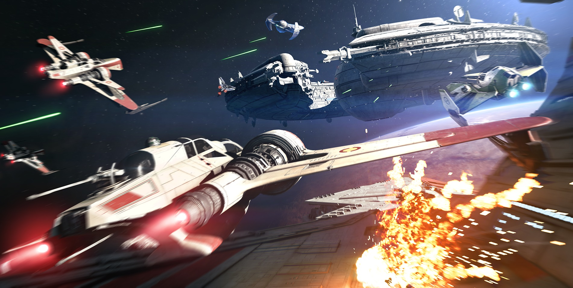 Star Wars Battlefront 2 Is Live For EA Access Subscribers