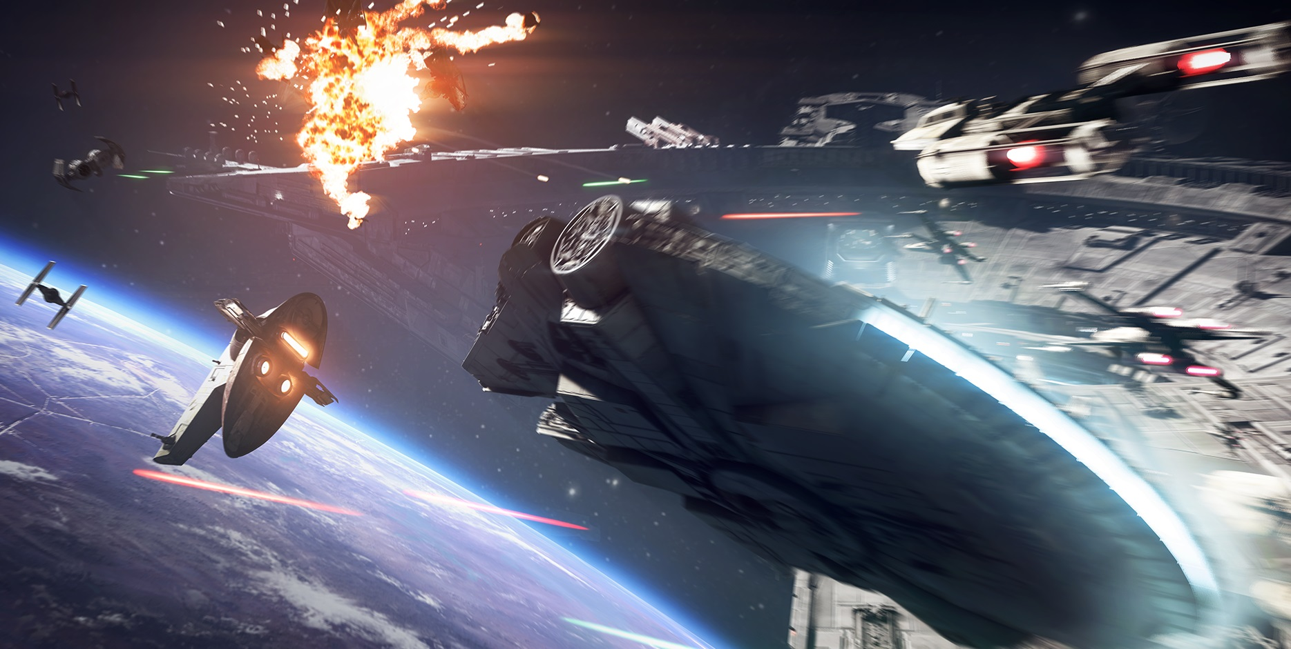 Star Wars Battlefront II Is Out Now On EA Access