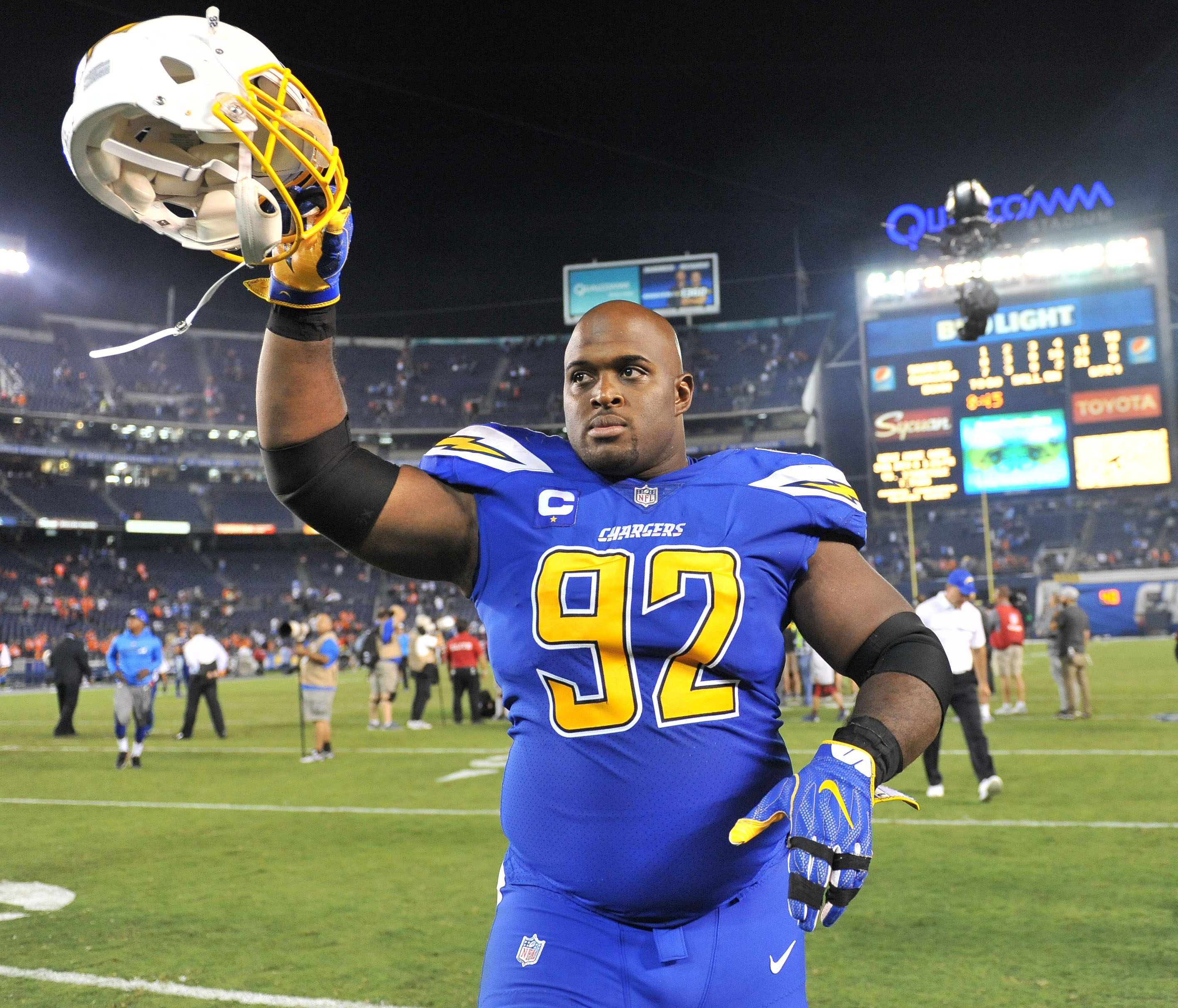 San Diego Chargers Cap Space: Chargers Facing A Crossroads In The Second Half