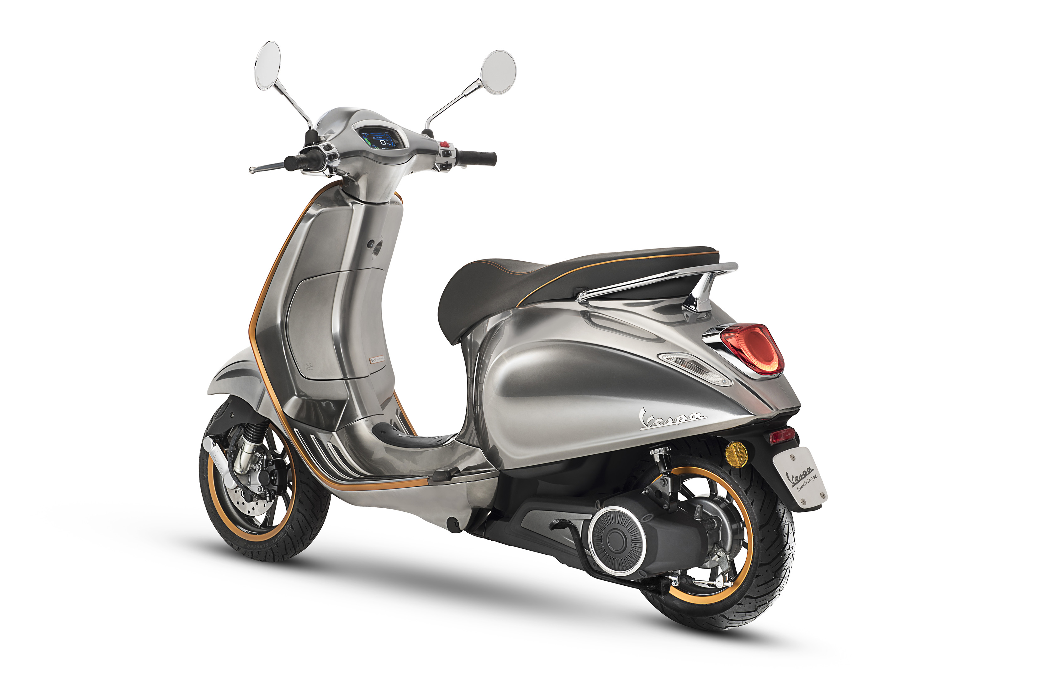 Vespa's first electric scooter is coming in 2018 with 62 ...