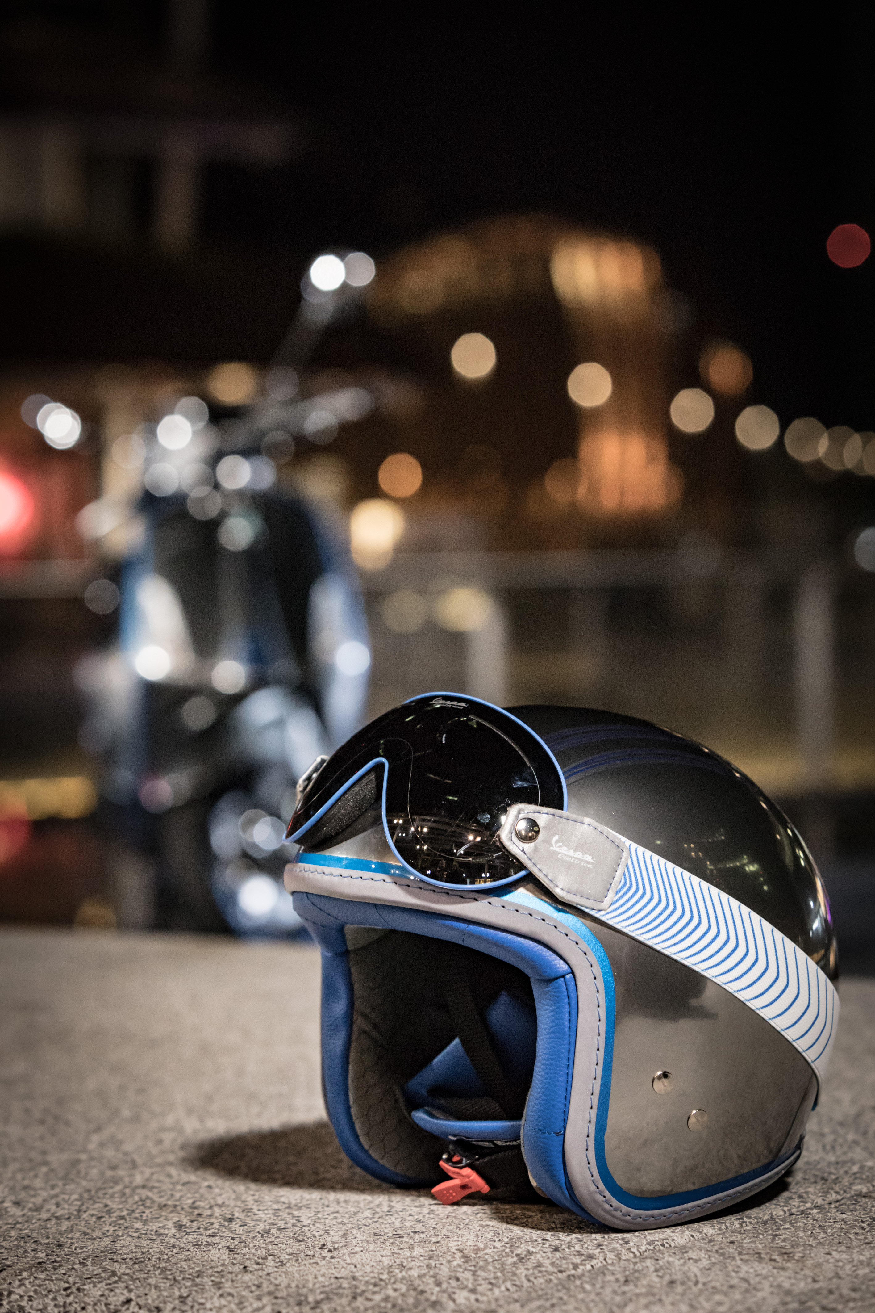 Vespa S First Electric Scooter Is Coming In 2018 With 62