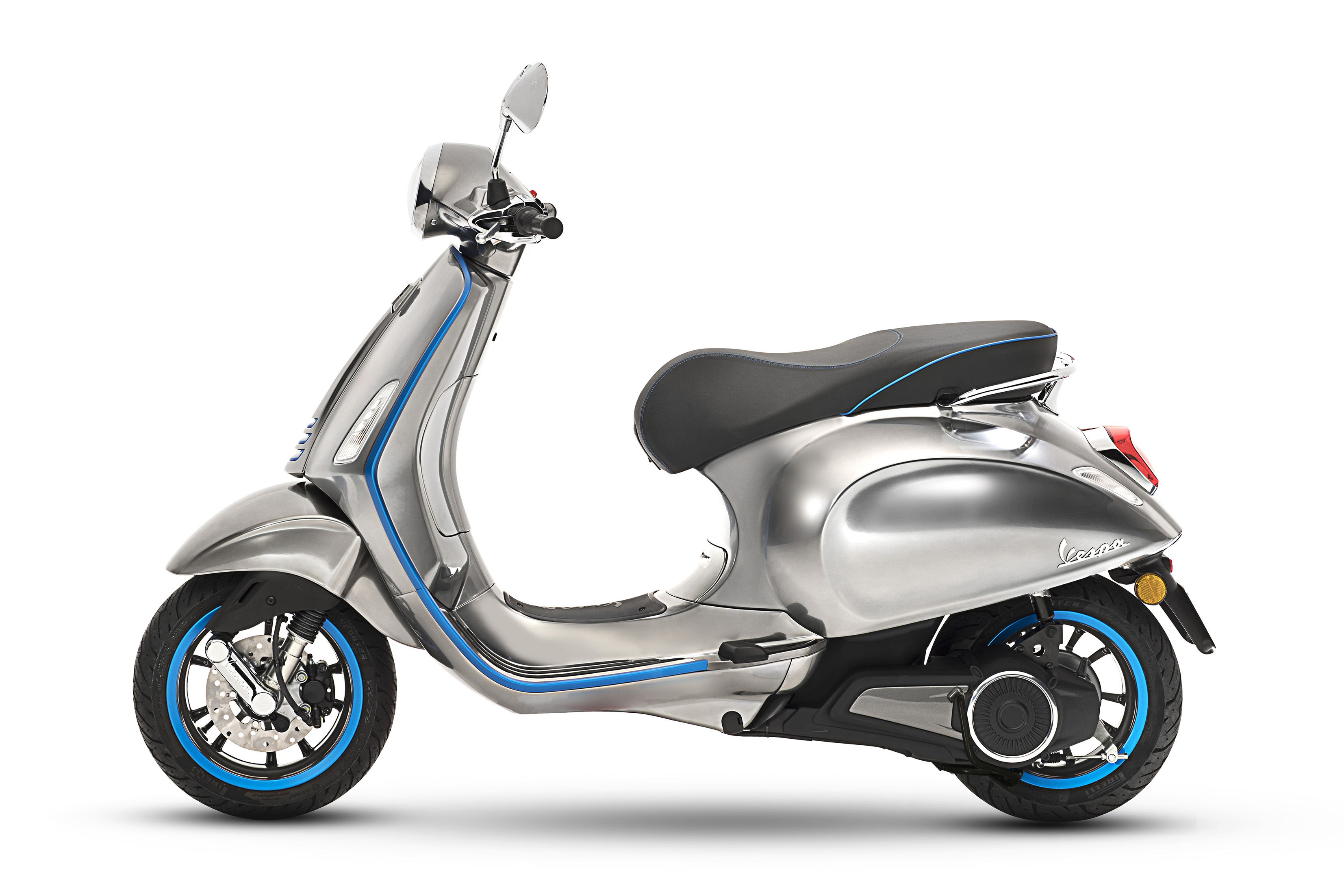 Piaggio to roll out new electric scooter 'Vespa Elettrica' in 2018
