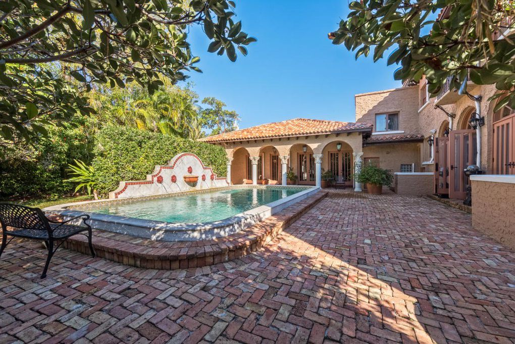 Charming South Florida Castle Asks Curbed Miami