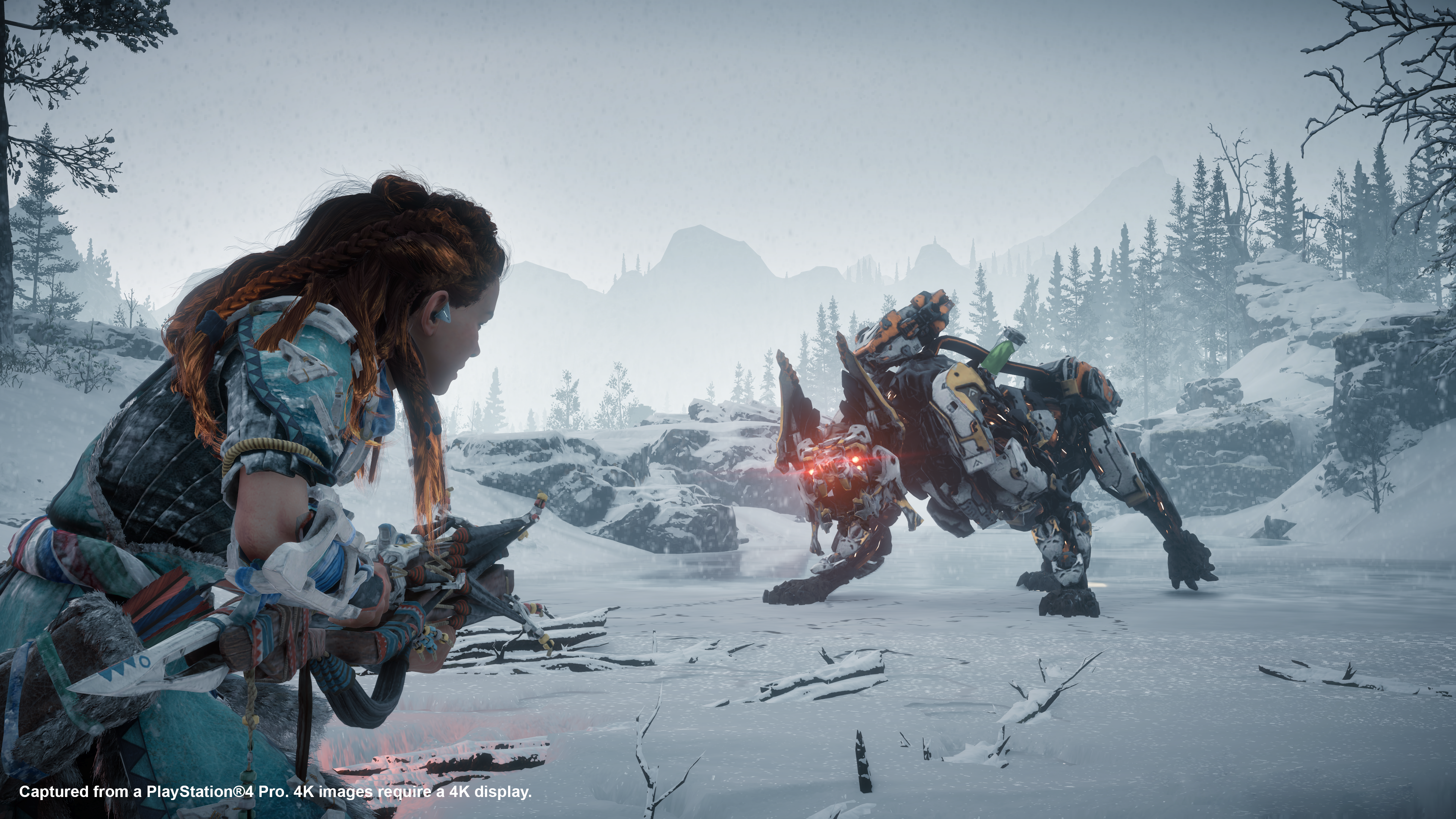 horizon zero dawn how to change arrows