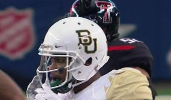 Tech tied with Baylor 7-7