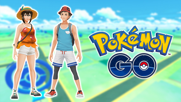 Pokemon GO Adds Alola Items From Pokemon Ultra Sun and Ultra Moon