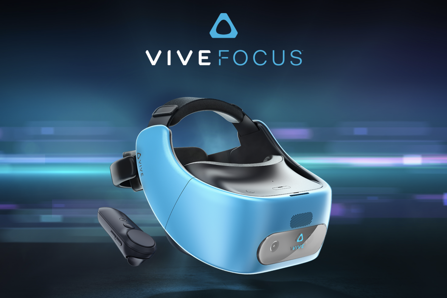 HTC Vive Focus is sensor-packed wireless stand-alone VR headset