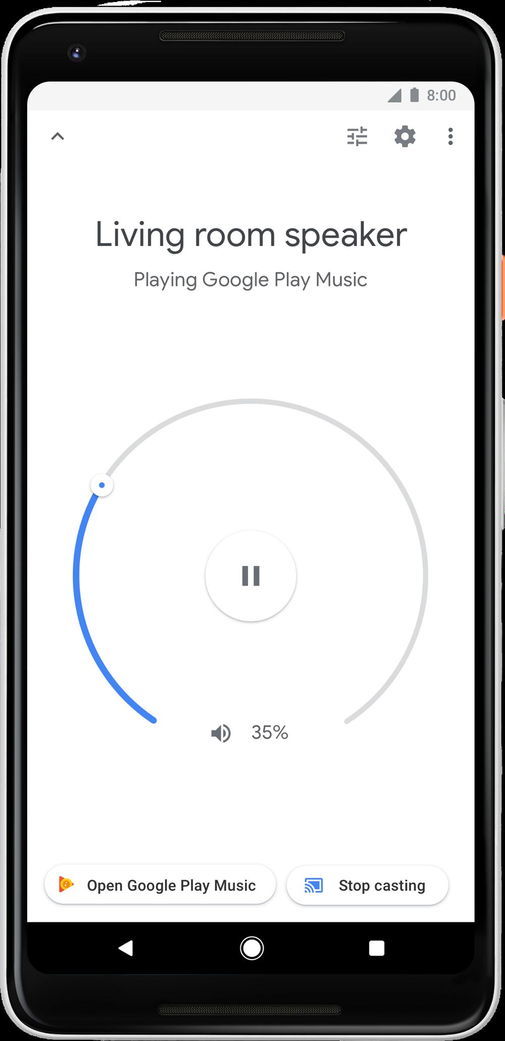 Google Gets Youtube Integration Official Chrome: Google's Home App Gets A Refresh
