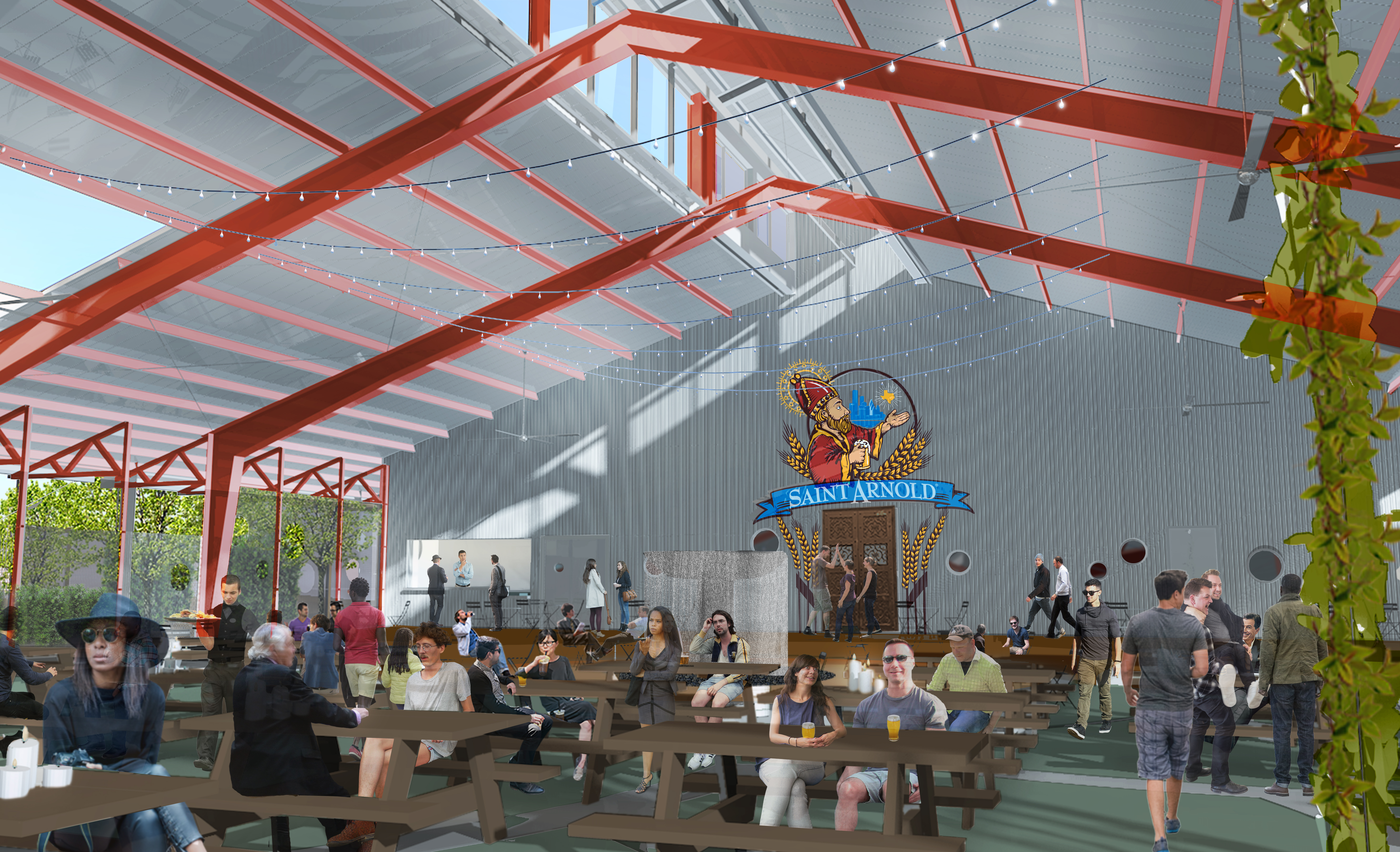 Brewery News Saint Arnold Is fering Beer for Life Memberships