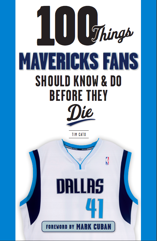 The inside story of the 24 hours after the mavericks won the 2011 this excerpt of 100 things mavericks fans should know do before they die by tim cato is presented with permission from triumph books fandeluxe PDF