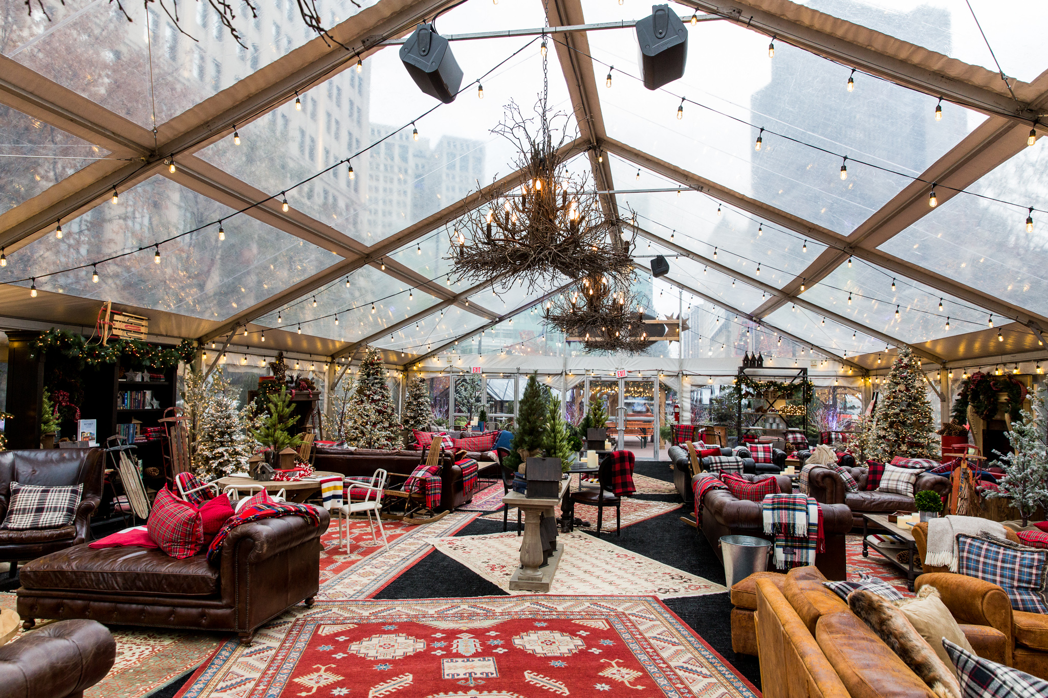 Downtown Detroit Markets Pop Up For The Holidays Curbed
