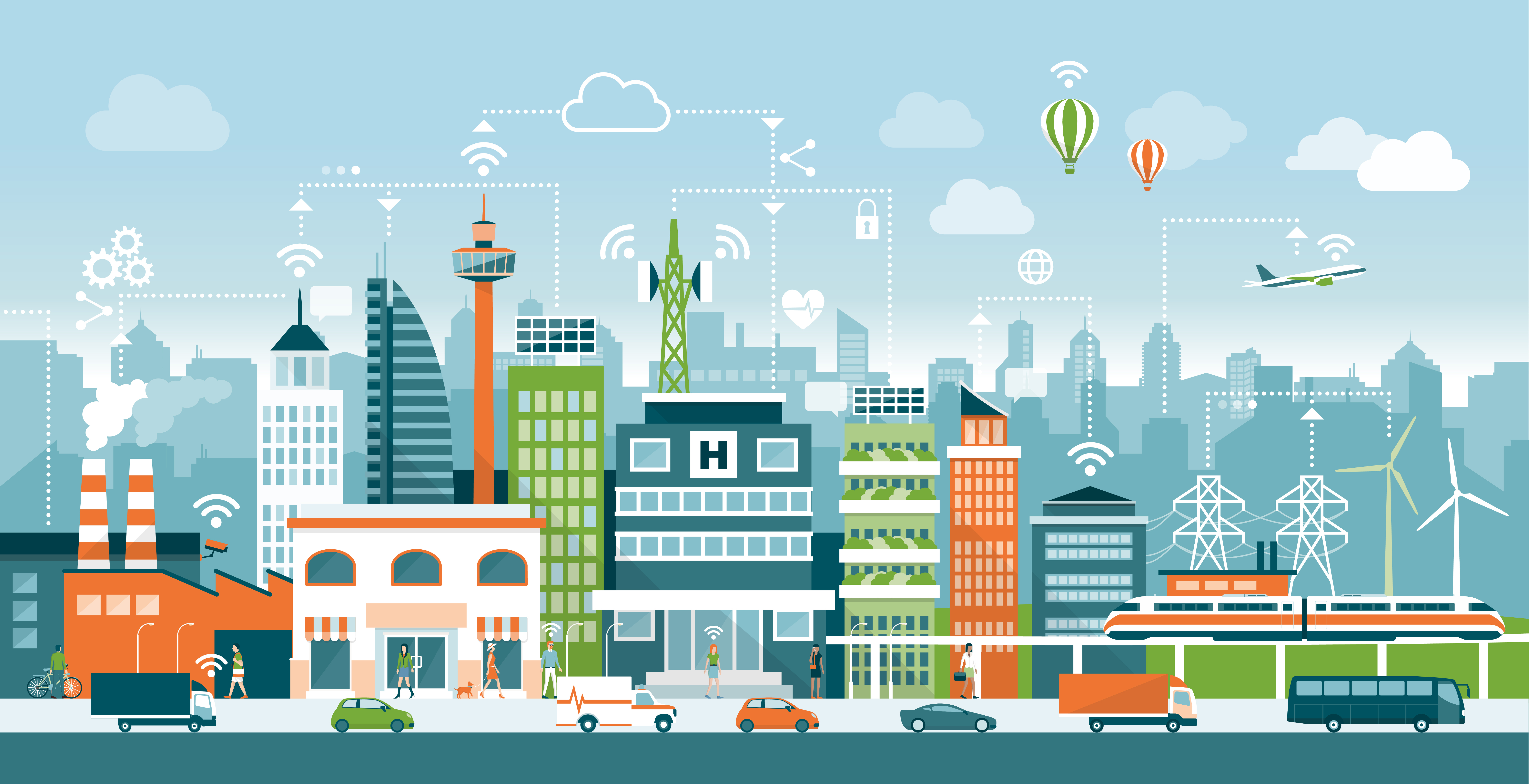 An idiot's guide to futuristic smart cities under development