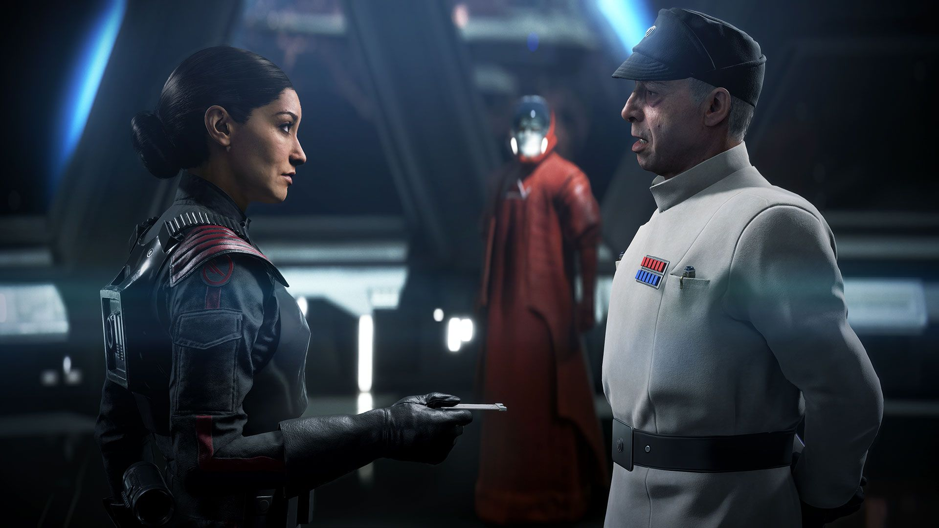 iden versio receiving orders in battlefront 2