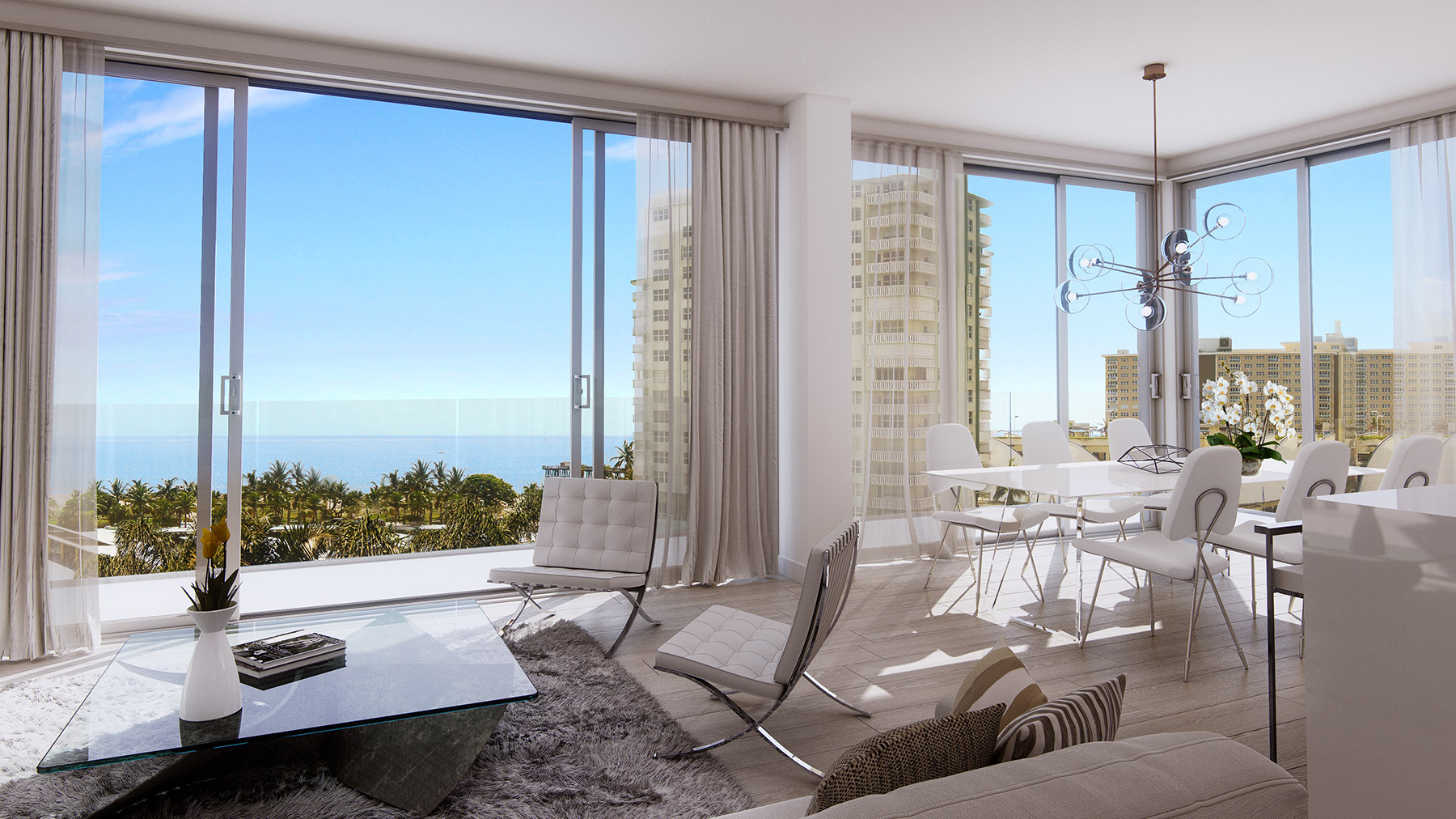 Arya Oceanside Residences Planned In Pompano Beach