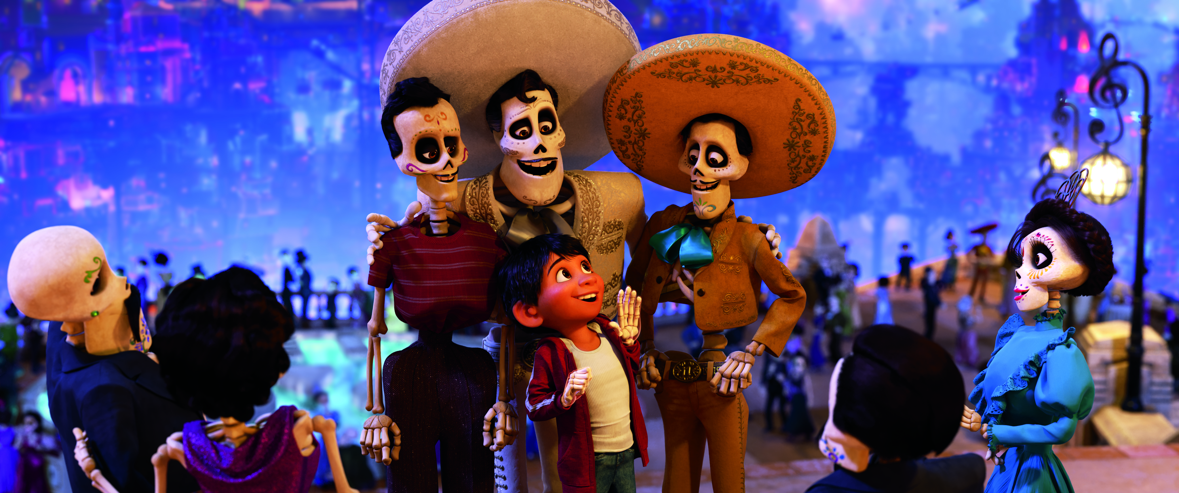 pixar s lee unkrich on the anxiety of directing coco the verge. Black Bedroom Furniture Sets. Home Design Ideas