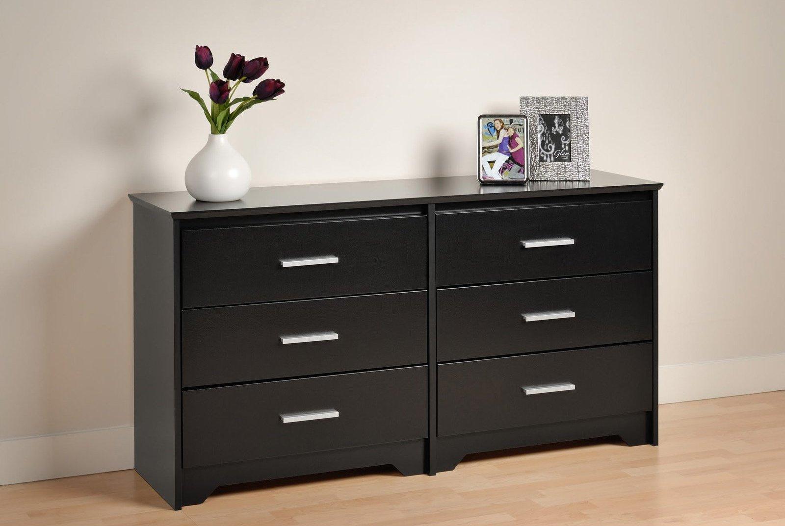 Prepac Coal Harbor 6 Drawer Dresser 194 54 Orig 251 99 Hayneedle